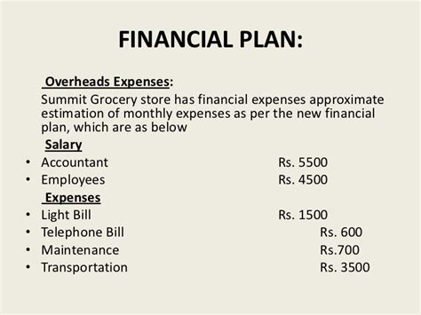 Baby Store Business Plan Sample
