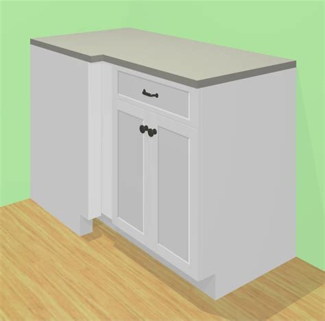corner cabinet access solutions the cabinotch full access blind corner cabinet