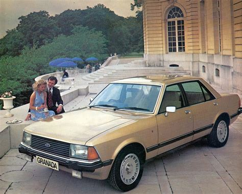 1978 Ford Granada by 1978 Ford Granada Photos Informations Articles