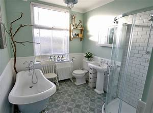 Bathroom refurbishment in Tolworth Seal Homes