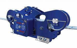 Straightpoint Cable Safe Rope And Cable Tension Meter