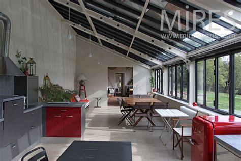 moquette chambre grande cuisine salle à manger sous la véranda c0775