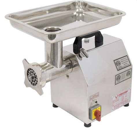 american eagle commercial stainless steel meat grinder matfer usa kitchen utensils