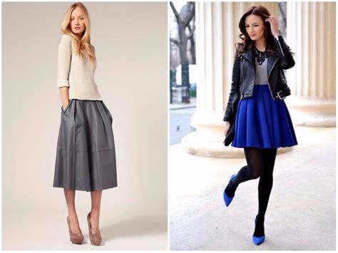 Модные юбки 20202021 фото юбок фасоны и модели юбок модные образы с юбками