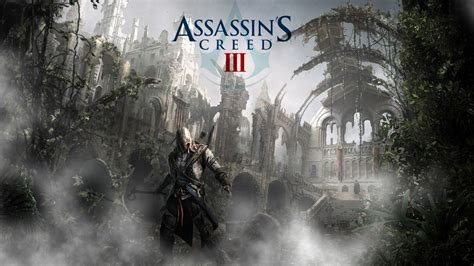 Cool Assassins Creed Wallpapers Assassin 39 S Creed 3 Wallpaper Collection For Free Download