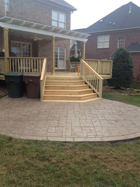 This Northwest Winston Salem Nc Deck, Patio And Pergola. Patio Designs Toledo Ohio. Patio Table Cover Walmart. Patio Swing Modern. Patio Blocks Edmonton