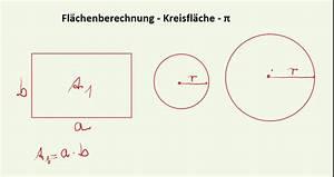 Kreisfläche Berechnen Online : fl chenberechnung kreisfl che berechnen youtube ~ Themetempest.com Abrechnung