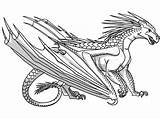 Wings Fire Dragons Coloring Dragon Wattpad Bases Drawing Printable Base Different Wof Colouring Names Nightwing Characters Sheets Covers Draw Line sketch template