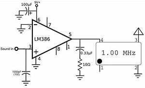 amplifier boost a weak am transmitter electrical With basic am receiver