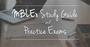 Mblex Study Guide And Online Practice Exams