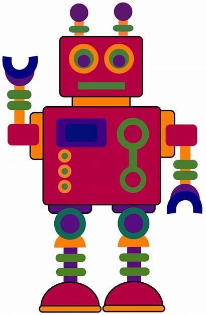 Robots Clipart Clip Robot Space 20clipart