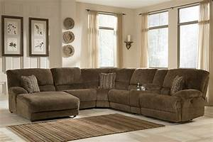 Sectional sofas with recliners roselawnlutheran for Sectional sofas with 4 recliners