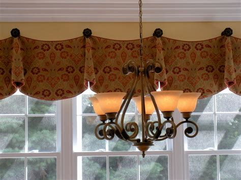 window valance styles home office traditional with