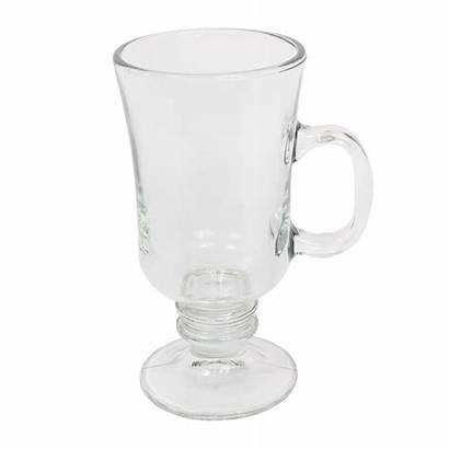 Glass Latte 250ml Glassware Ehire