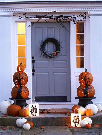 Halloween Decorations Pumpkin Decoration Decor Decorating Pumpkins