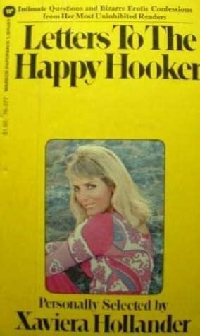 letters   happy hooker  xaviera hollander reviews