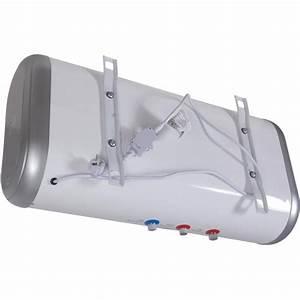 Chauffe Eau Electrique Horizontal : chauffe eau lectrique thermex if 50 h 50 litres mince ~ Edinachiropracticcenter.com Idées de Décoration