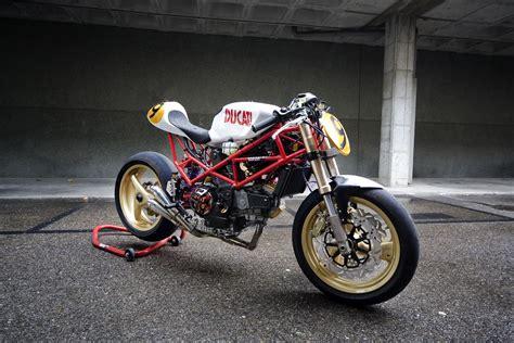 Ducati 9 ½ By Radical Ducati