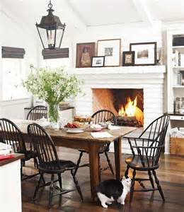 ethan allen home interiors dining rooms with fireplaces the decorating files