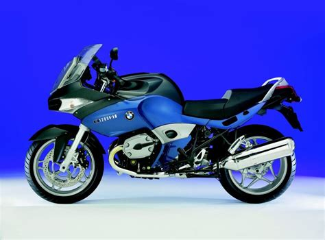 2006 Bmw R 1200 St Review