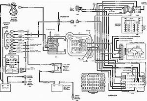 1988 Chevy Alternator Wiring