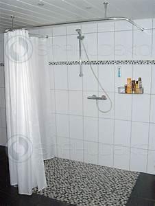 Duschvorhangstange U Form. duschvorhangstange badewanne u form ...