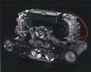 Alfa Romeo 33 Boxer Engine 1 7l