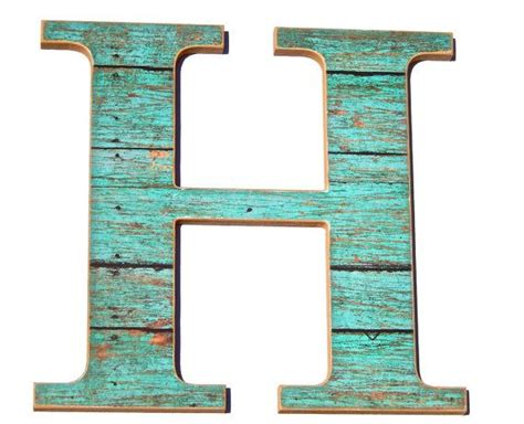 letter h wall decor wall decor letter h rustic home office chic decor