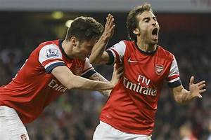 Arsenal 1 - Man City 1: Silva and Flamini net as neither ...