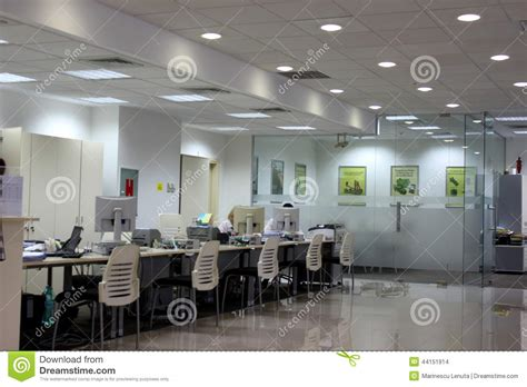 bank office editorial stock image image