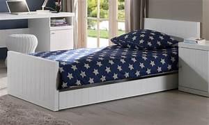 Betten 90 X 200 : einzelbett robin liegefl che 90 x 200 cm wei kinder jugendzimmer betten ~ Bigdaddyawards.com Haus und Dekorationen