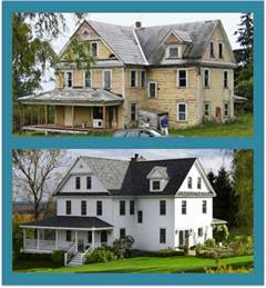home design before and after before after homespree