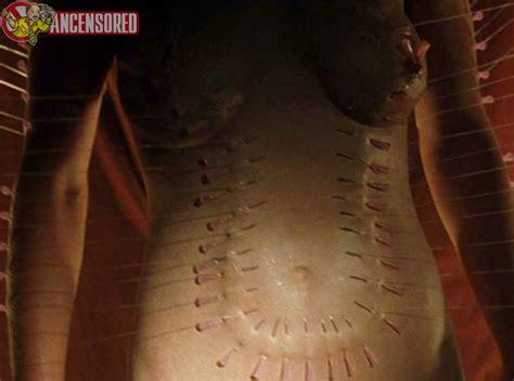 Naked Linda Cardellini In Strangeland