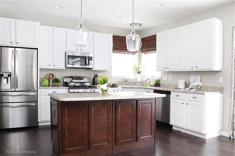 Updating Kitchen Ideas - kitchen updates and bar stool ideas how to nest for less