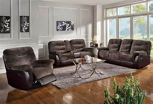The best reclining sofas reviews reclining sectional for Reclining sectional sofa for small space