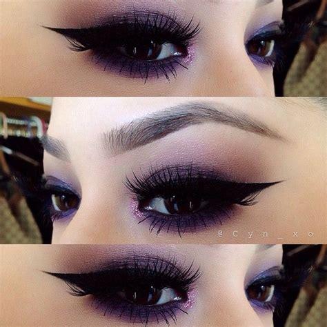 catch    purple trend  perfecy purple eye