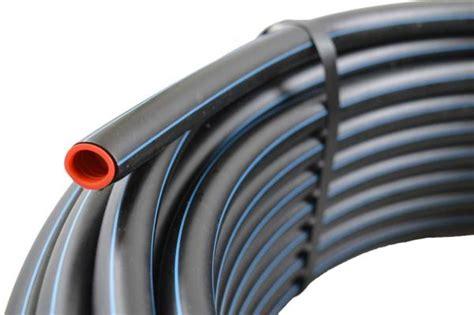 PEHD Rohr, Trinkwasser Druckrohr DVGW  PN 12,5 PE