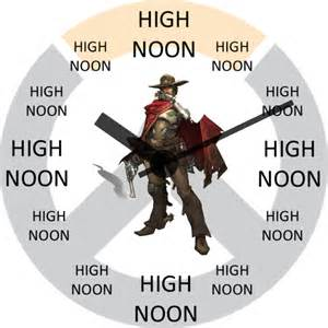 Its High Noon