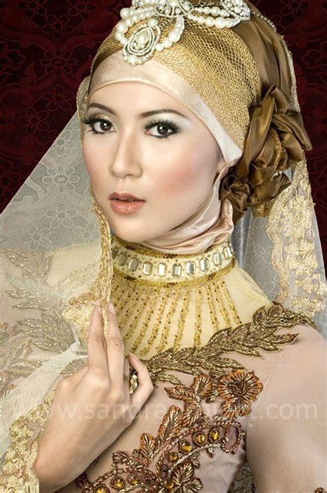 images  tata rias busana pengantin berjilbab  pinterest