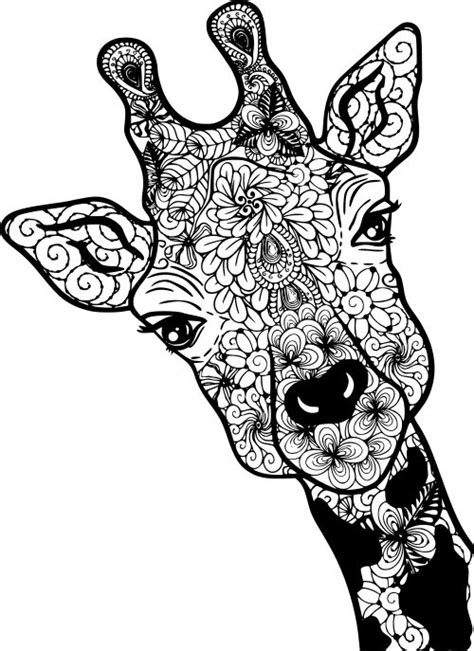 Mandala svg designs for cricut and silhouette. giraffe mandala | Giraffe images, Cricut crafts, Mandala svg