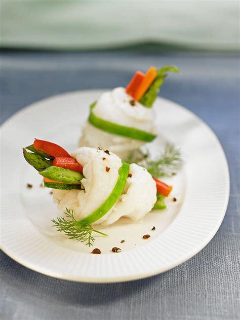 recettes de cuisine minceur fagot sole légumes recette minceur facile gourmand
