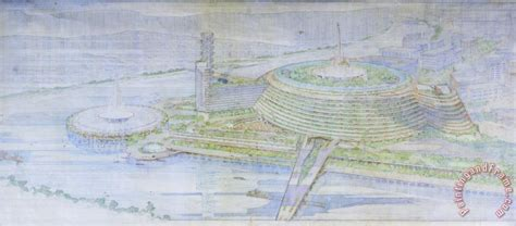 frank lloyd wright civic center  point park project