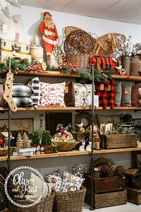 Oliver, And, Rust, Christmas, 2016, Rustic, Vintage