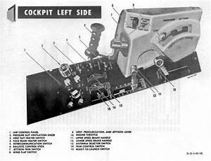X-15 cockpit left side