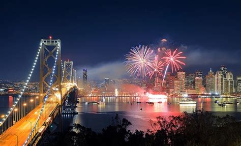 celebrate 2018 new years in san francisco