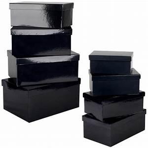 Boite De Rangement Chaussure : boites de rangement des accessoires pratiques et ~ Dailycaller-alerts.com Idées de Décoration