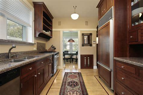 remodel galley kitchen 22 luxury galley kitchen design ideas pictures 1828