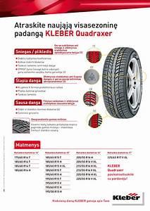 Kleber Quadraxer 2 215 55 R17 : kleber quadraxer padangos ~ Jslefanu.com Haus und Dekorationen