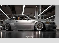 BMW E46 Rocketbunny Pandem YouTube