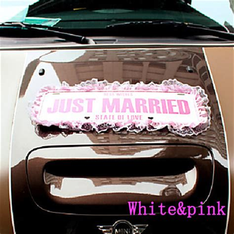 just married wedding car decorations 2071052 2016 11 99